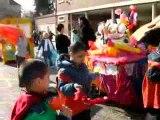 Beauvais : Carnaval des enfants dans la rue le 5 mars
