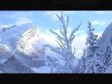 La Clusaz 2009 : les Alforiens font du ski