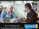 """César 2009 : Dany Boon ne """"boudait pas"""" (Europe1)"""
