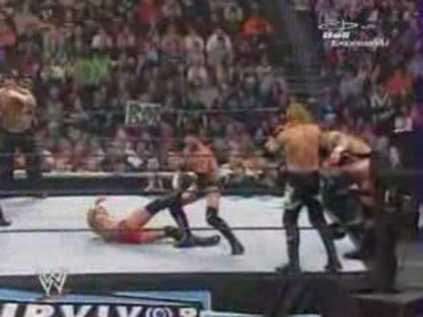Survivor series 2006 part.2