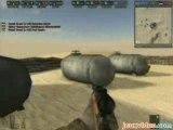 Battlefield 1942 -  Vol au-dessus d'un nid de mitrailleuses