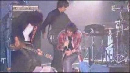 Saez - victoire de la musique 2009