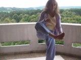 Standing Splits - Advanced Yoga Asana