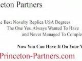 Princeton Partners Fake Degrees Fake Diplomas Fake