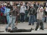 De Beketch ; la Police, les manifs anti-CPE et Sarkozy 1/2