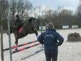 Journée du 2 mars 2009  Petit cOurs d'Obstacle =)