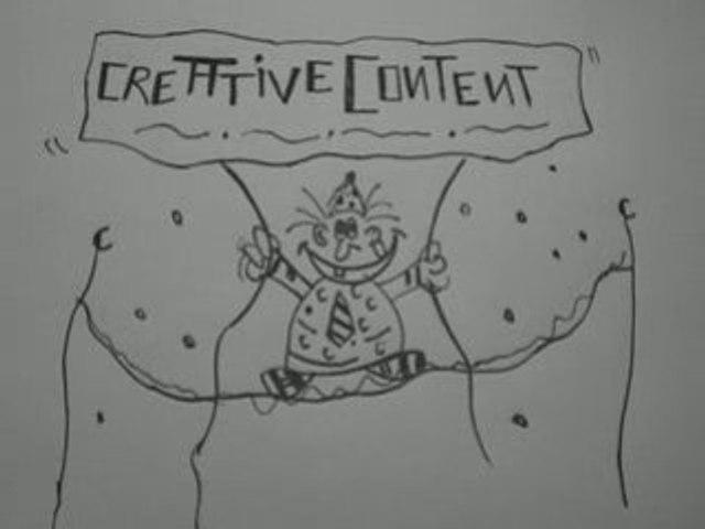 CRÉATIVE très CONTENT... by ETHEL MUNIZ