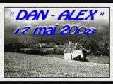 """"""" MARIAGE DAN et ALEX """" 17 mai 2008"""