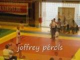 Joffrey école de karaté pérols