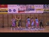 LFB 2008-2009: J19 Arras pays d'artois - COB