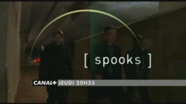Spooks - S01E01 - Bande annonce perso