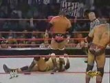 RARE Evolution (Triple H, Ric Flair, Batista) vs Randy Orton