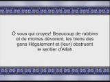 Coran sourate 009 at-tawbah le repentir budair 2/4 vostfr