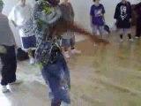 Niako_krump lagence dancefloor