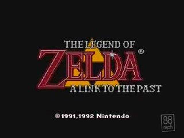 Zelda 3 en 03:44 #88mph 12