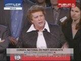 """Catherine Trautmann, tête de liste """"Est"""" aux européennes"""