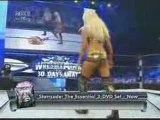 06/03/09  Eve w Mélina vs Maryse w Michelle Mccool /c]