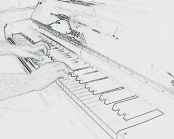 Composition triste pour le piano - NiNocturne
