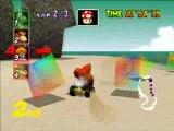 Mario Kart 64 - Coupe Champignon