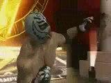 Rey Mysterio entrance wwe SmackDown vs Raw 2009