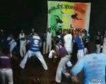 Capoeira et baston