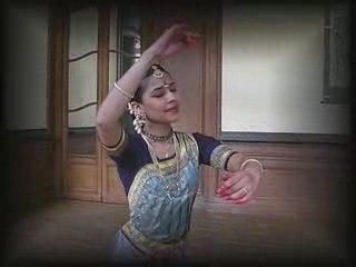 Musée Guimet  danse Indienne