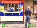 Parking à Hot-dog - Gags Juste pour rire