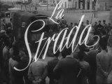 FELLINI FILM LA STRADA TRAILER 1954 CINEMA ITALIE CLIP VO HQ