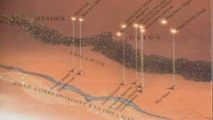 Les pyramides et l'atlantide