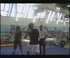 Mon premier combat de boxe au championnat de France FSGT