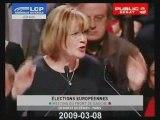 Elections € FRONT DE GAUCHE - MG Buffet - PCF