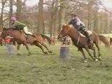 Concours régional de Pony Games au Petit Port (8 Mars 2009)