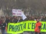 Nîmes : Le mouvement étudiant ne mobilise pas !