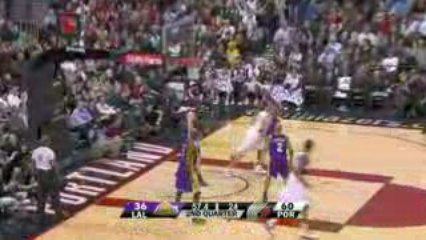 Lakers vs. Trail Blazers – NBA Videos and Highlights