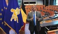 Vincent De Wolf, Bruxelles c'est capital!parlement bxl