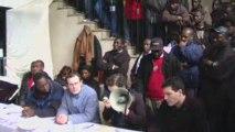 Travailleurs sans-papiers isolés - Conférence de presse (6)