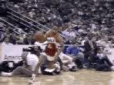 Basketball - NBA - Spud Webb 360 at 1986 NBA Slam Dunk