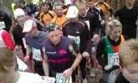 Départ course verte des 3 pignons 2009