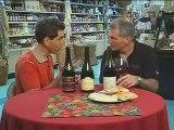 Burgundy Wine Tasting - French Red Wine Merlot Chardonnay