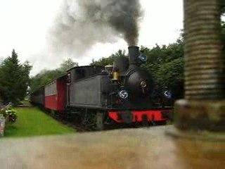 TTDA Train westerns 2008 en Couillet
