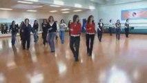 Memphis Master Line Dance (Walk Through & Demo)
