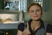 Emily Deschanel Talks About David Boreanaz Directing Bones 3