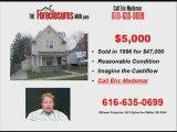Buy a Grand Rapids Foreclosure, Get Grand Rapids Real Estate