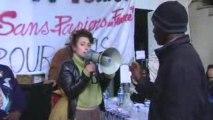Travailleurs sans-papiers isolés - Conférence de presse (26)