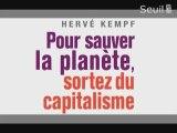 """H. Kempf : """"Pour sauver la planète, sortez du capitalisme !"""""""