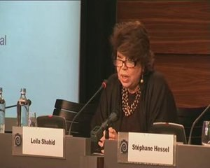 Leila Shahid