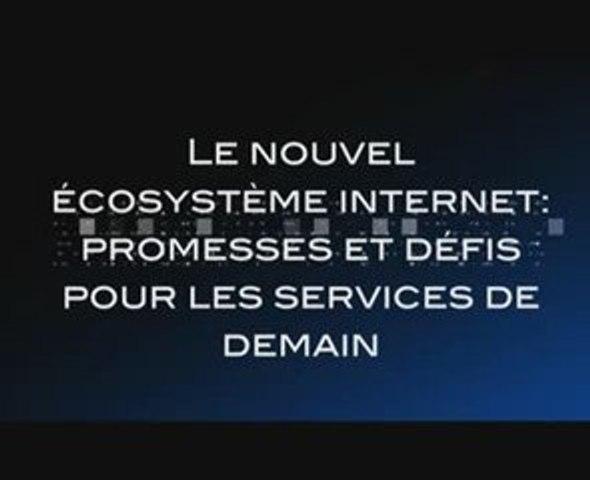 Joël de Rosnay – Internet Prospective Services - ACIDD