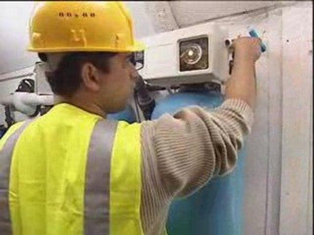 Technicien de traitement des eaux
