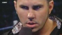 Smackdown Jeff Hardy attack to Matt Hardy