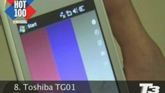 T3 Gadget TV top 15 gadgets